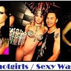 sexy waitress ibiza - topless waitress ibiza - Hen do, bachelorette party, hen party
